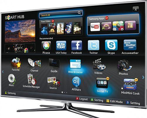 smart tv teknoloji birimi